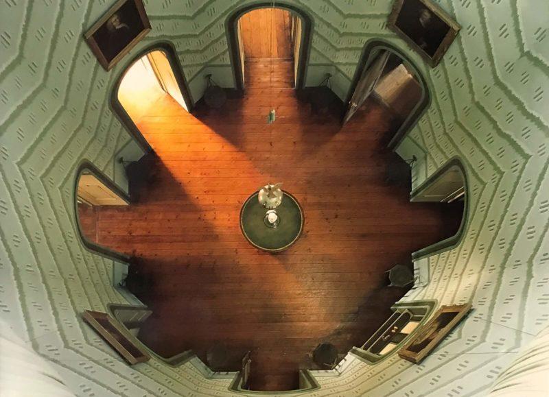 Octagon of A la Ronde