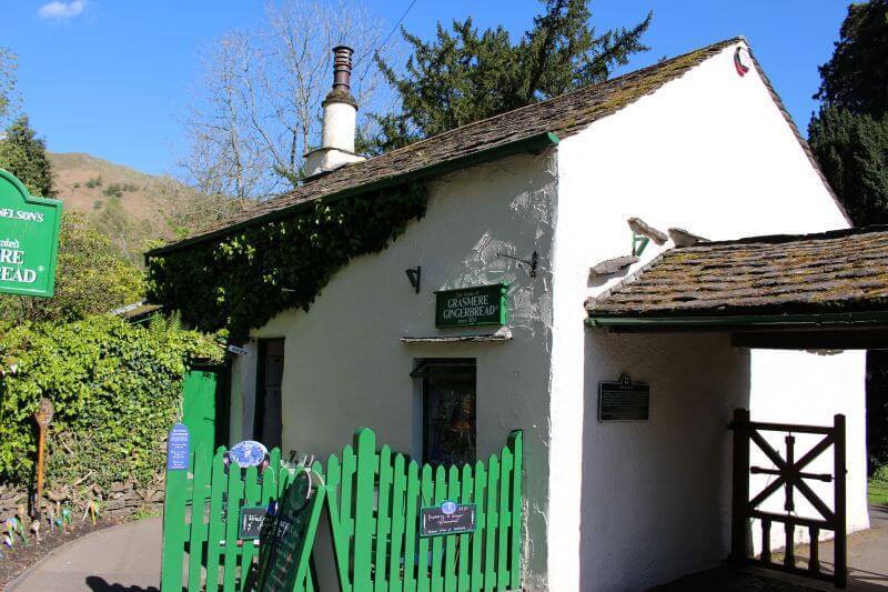 Sarah Nelson's Grasmere Giingerbread shop