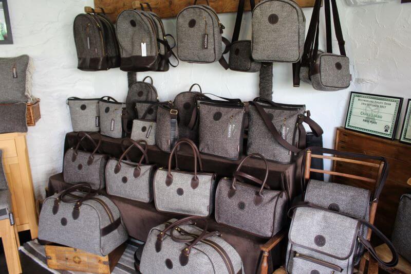 Herdwick sheep bags