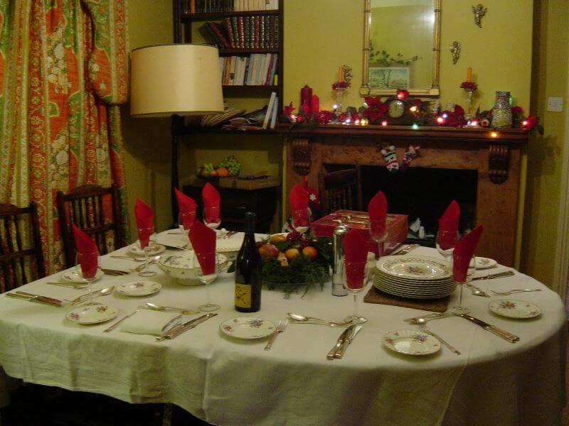 クリスマスをイギリス人と一緒にお祝い!私が体験した12月24日から25日の過ごし方