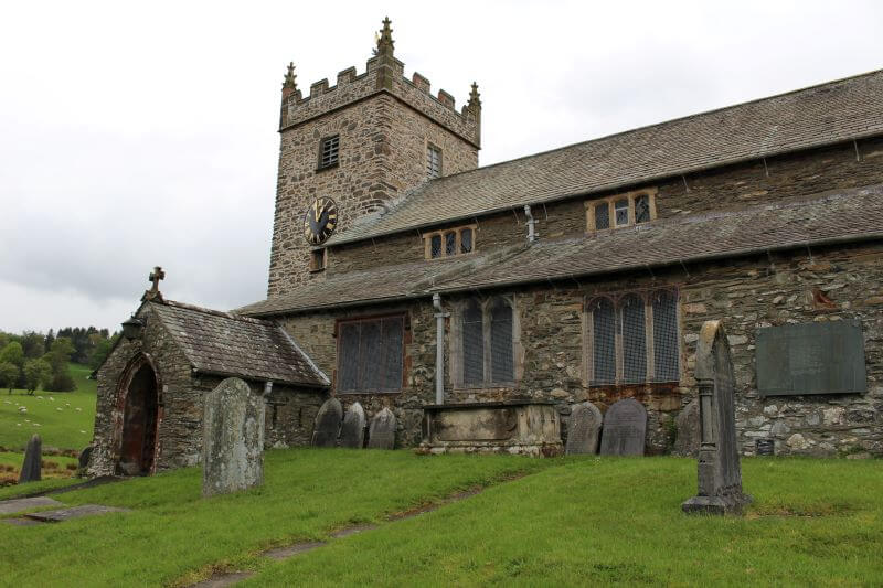 St Michael and All Angels Hawkshead Purish Church