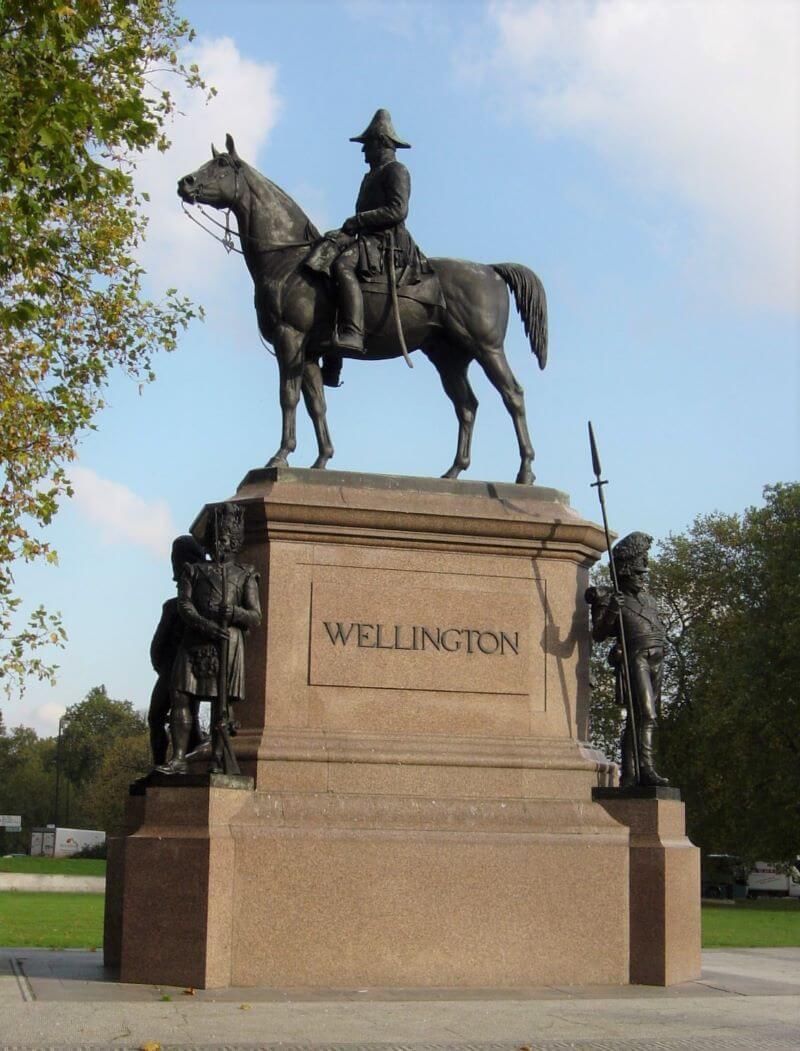 Statue of Wellington