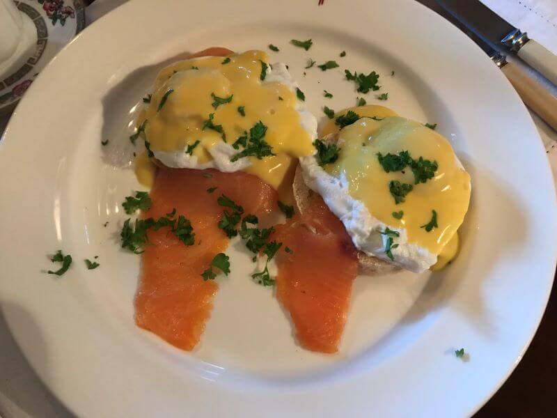 Egg Royal