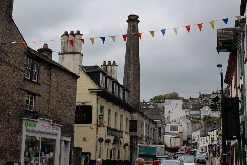 High Street in Kendal