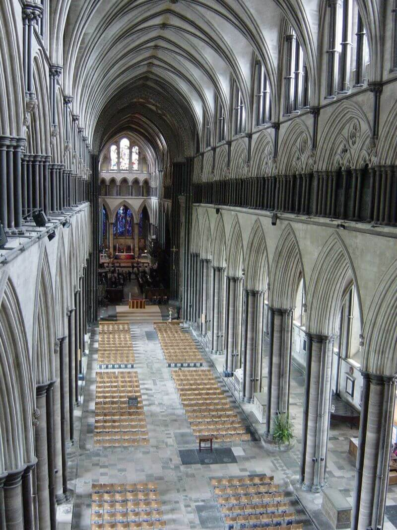Tower Tour at Salisbury Cathedral