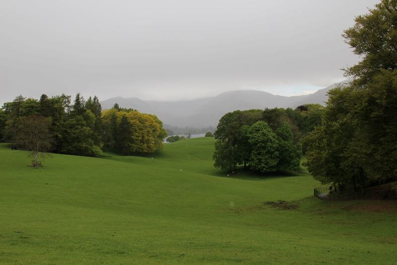 Windermere from Wray Castle