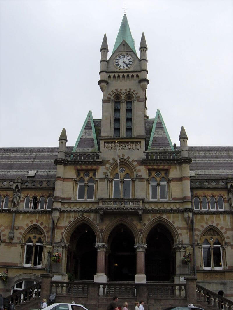 Guildhall in Winchester