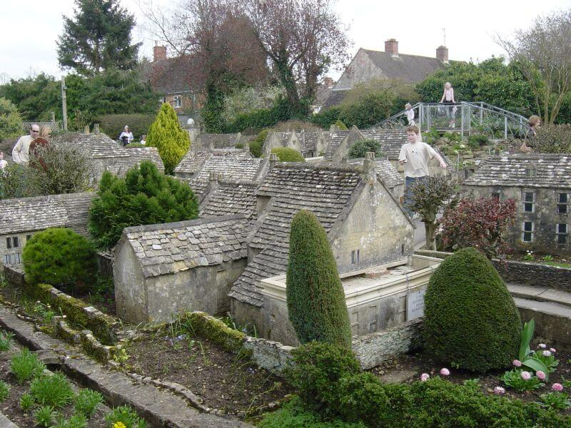 The Model Village at Bourton-on-the-Water