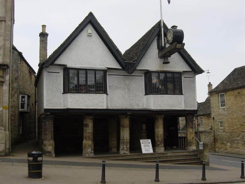 Tolsey Museum at Burford