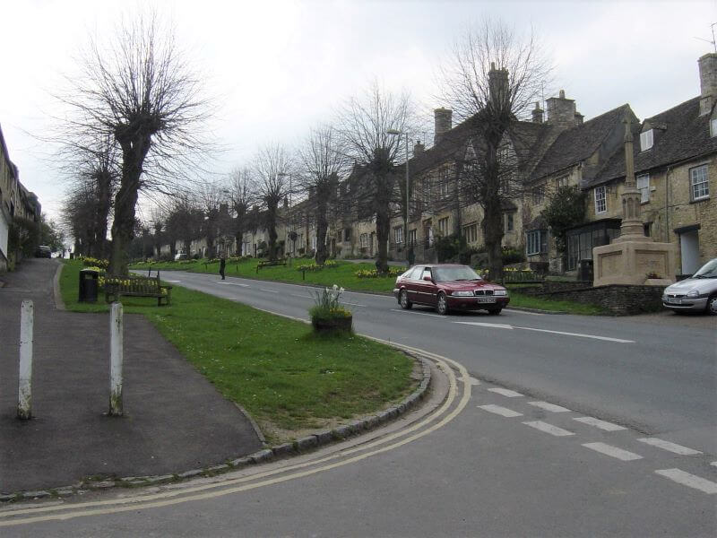 The Hill at Burford