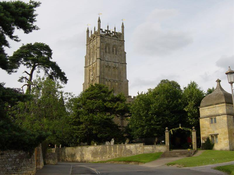 St Jame's Church at Chipping Campden