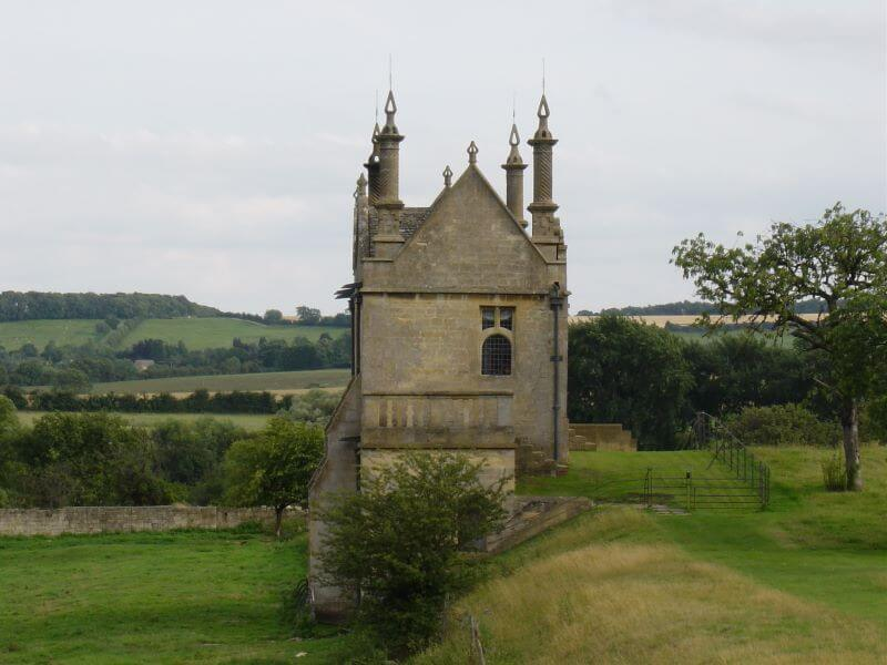 East Banqueting House at Chipping Campden