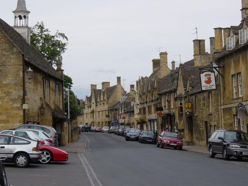 Street at Chipping Campden