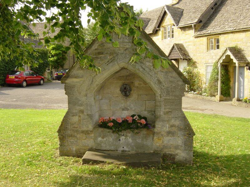 Well at Lower Slaughter