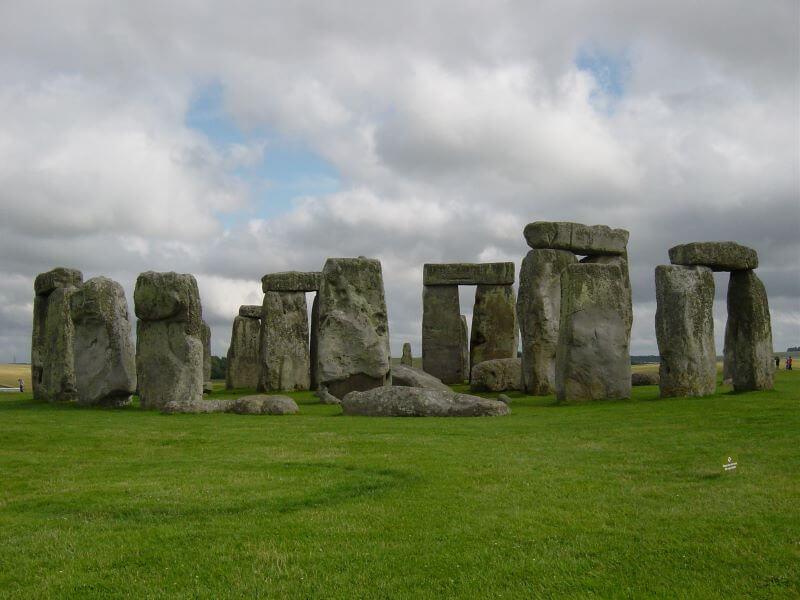 ストーンヘンジとエイブベリーのイギリス二大環状列石をまとめて訪問