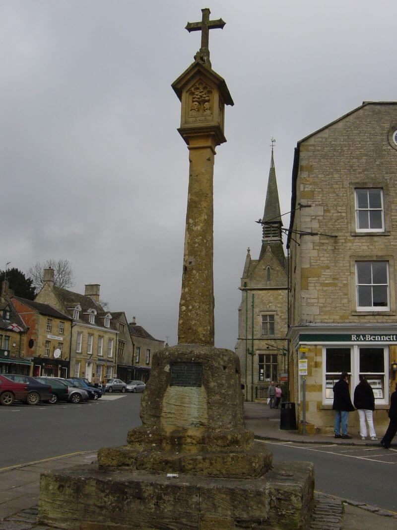 Market Cross at Stow-on-the-Wold