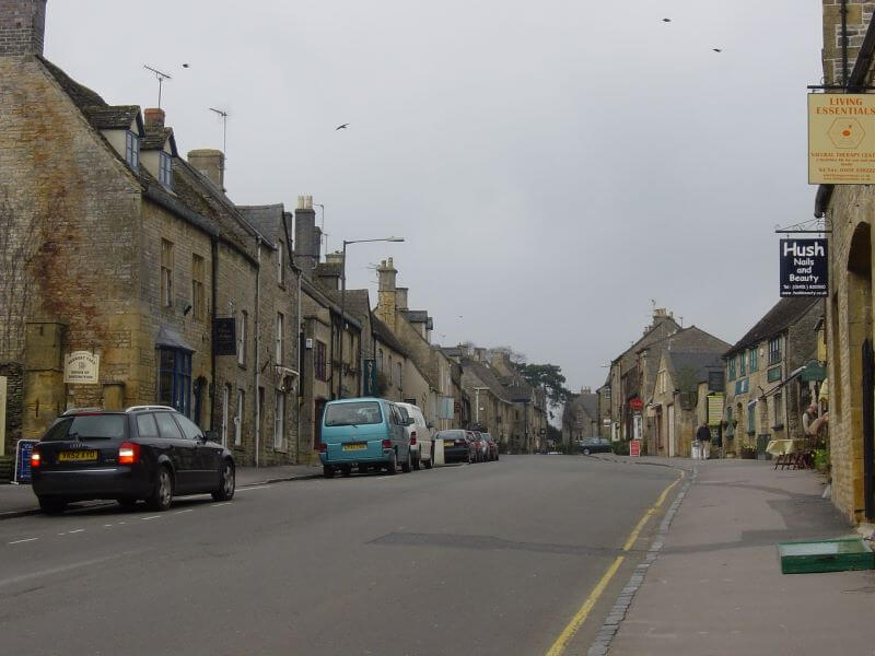 Street, Stow-on-the-Wold