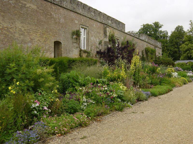 Garden at Wilton House