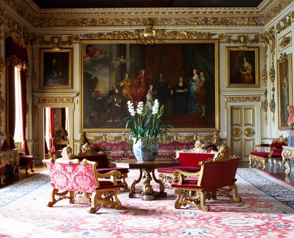 Double Cube Room at Wilton House