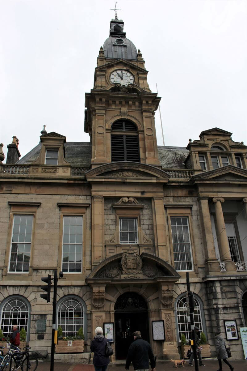 Town Hall, Kendal