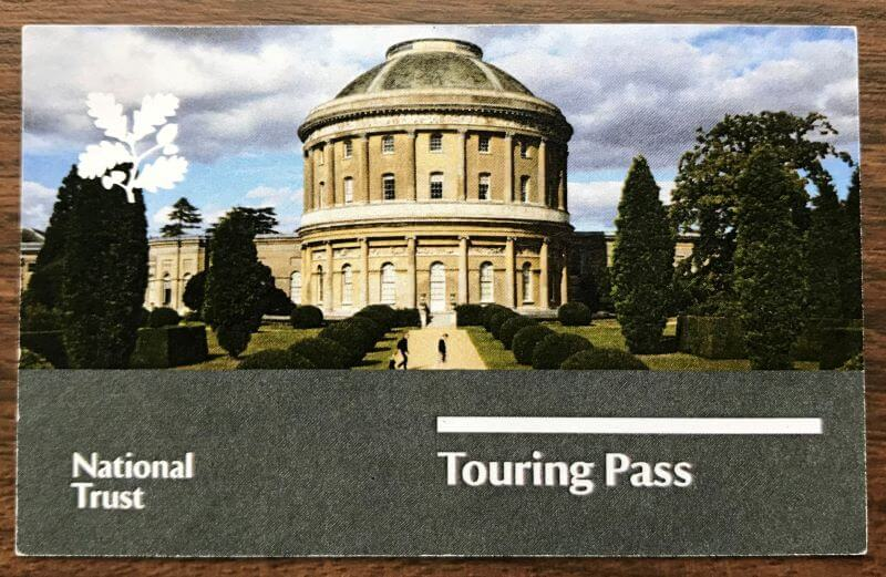 7 day National Trust Touring Pass