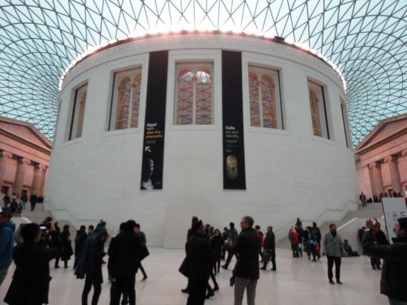 Great Court of British Museum