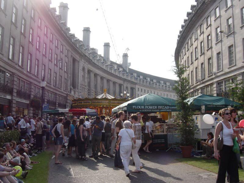Regent Street Festival