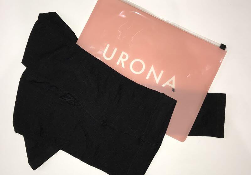 URONA Pressure leggings and a bag