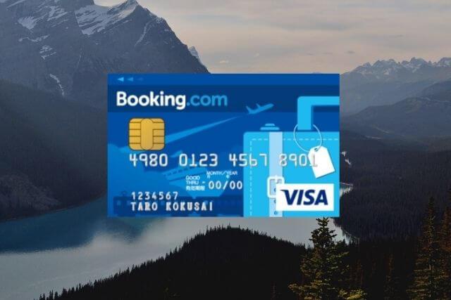 Booking.com card